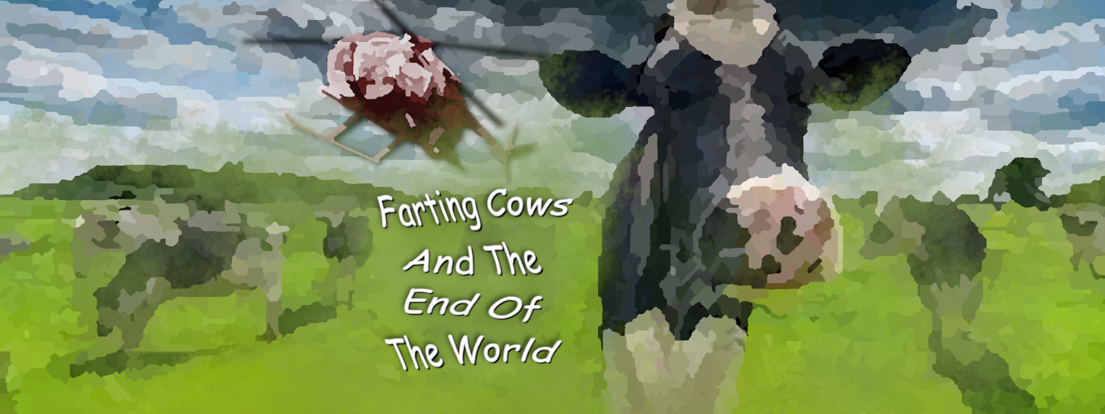 Farting Cows Cover Art